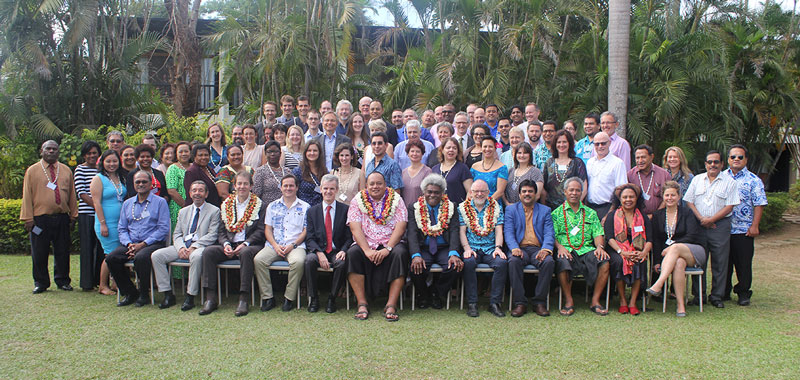 PACE-Net Plus conference attendees